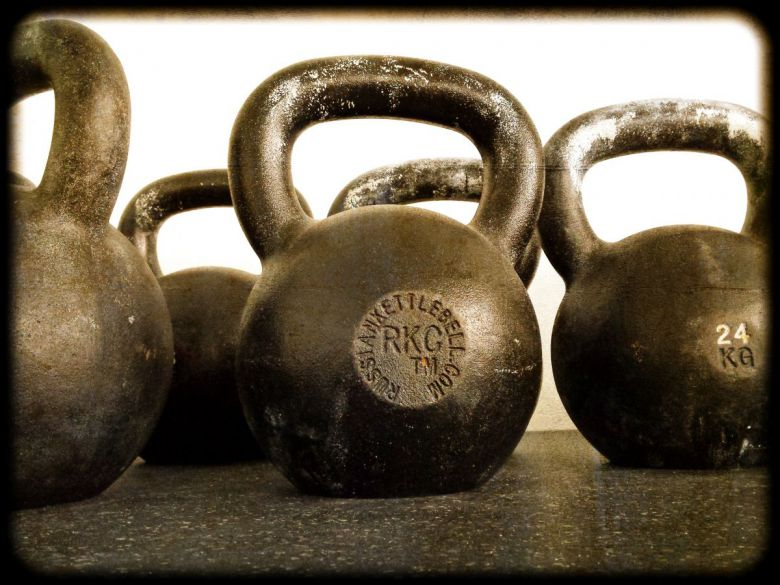 01.10.2016 ENTER THE KETTLEBELL SEMINAR